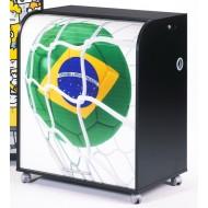 Meuble Informatique Noir Ballons Coupe du Monde