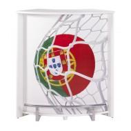 Bar, Comptoir Blanc Ballons Coupe du Monde