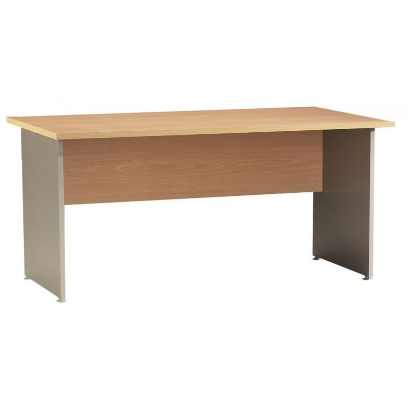 SIMMOB Bureau Winch 160 x 80 cm H/être Alu