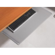 Universal keyboard drawer / sliding keyboard table Alu
