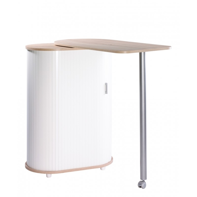 Meuble table cuisine table de cuisine 100x65 cuisine for Meuble table integree