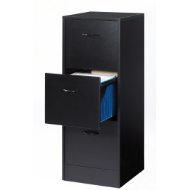Storage cabinets 3 drawers for A4 suspension files