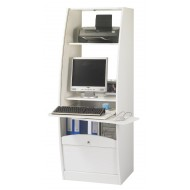 Armoire Informatique Taupe Ouverte