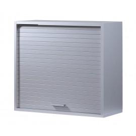 Meuble de Salle de Bains - WC Aluminium Hauteur 53.6 cm