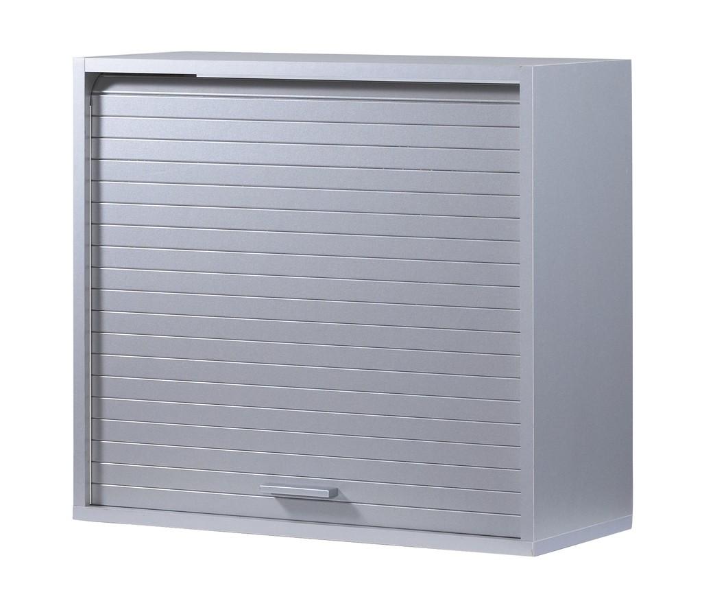 Meuble de Salle de Bains - WC Aluminium Hauteur 53.6 cm - SIMMOB