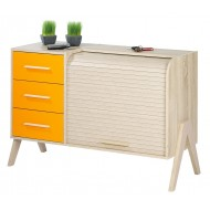 Hall furniture, sideboards, phone cabinets