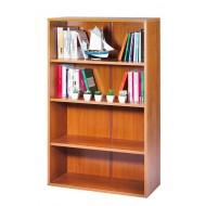 Low bookcases, shelves, Bibus