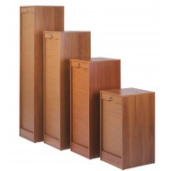 Roll top cabinets